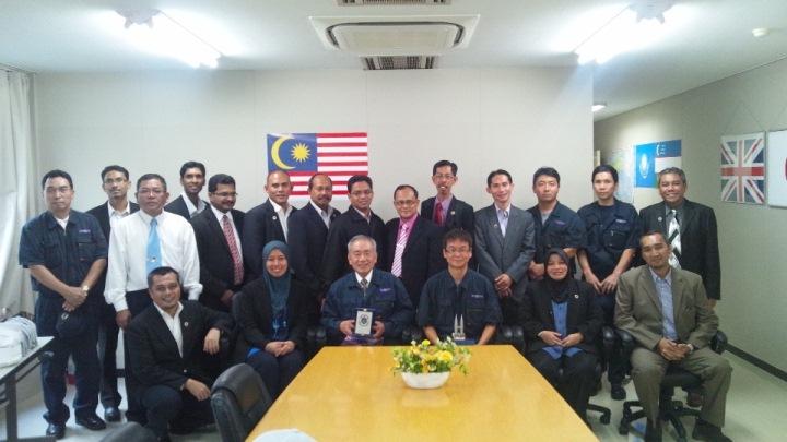 マレーシア視察団